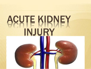 Injury to the Kidney