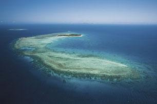 Reisebaustein Fraser und Elliot Island