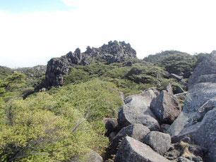 三ッ岳 登山 ガイド