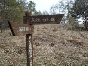権現岳 古道 ガイド