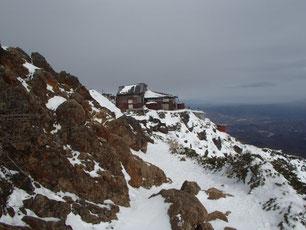 八ヶ岳 雪山登山 ガイド