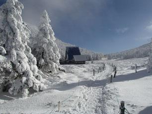 北八ヶ岳 積雪情報