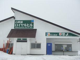 八子ヶ峰 スノーシュー ガイド