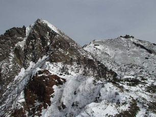 八ヶ岳 雪山 ガイド