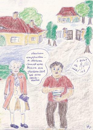 (c) AR - Der Philosoph Selmann und Tobias