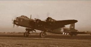 Un bombardier Stirling