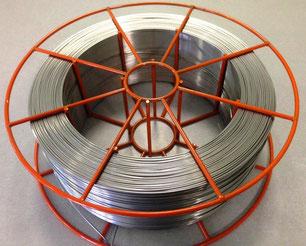 Bobina filo acciaio inossidabile