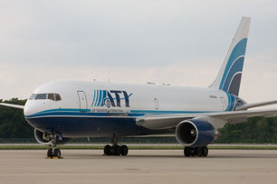 NAS will dry lease three 767Fs