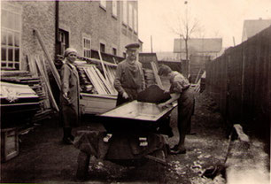 Sarganstrich 1949