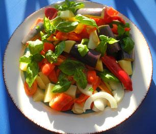 Gemüseschmorgericht griechisch_Rezept
