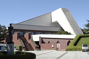 太田市運動公園市民体育館