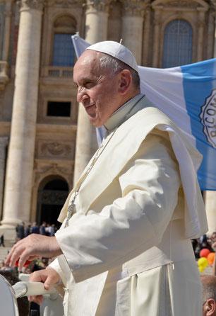 S.S. Papa Francisco I