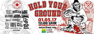 Hold Your Ground PRT II