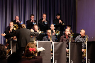 Big Band LA auf Tournee