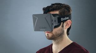 Modelo Oculus Rift