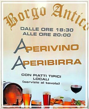 Ristorante pizzeria Borgo Antico Piombino