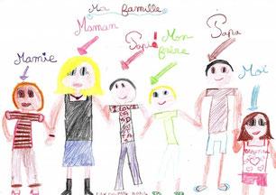 visuel: dessin d'enfant
