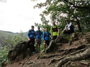 Trailrunning Binger Wald