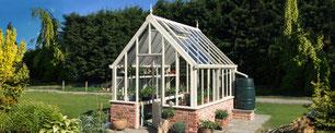 viktorianisches Gewächshaus von Hartley Botanic Modell Planthouse