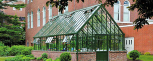 """Gewächshaus, Modell """" Grand Gallery """"  ,von Hartley Botanic aus England"""