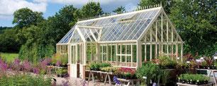 Viktorianisches Gewächshaus von Hartley Botanic Modell Grand Lodge