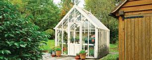 """Gewächshaus """" Chelsea """" von Hartley Botanic aus England"""