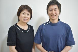 大阪下半身ダイエット専門整体サロンのスタッフ写真