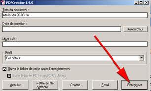 enregistrer-PDFcreator