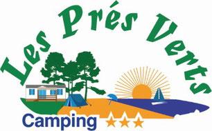 Camping bord de plage landes