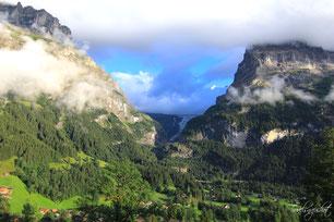 Blick vom Balkon Sunstar Alpine Hotel & Spa