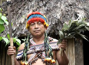Rencontre au coeur du sacré, mon expérience de transe vécue auprès de Ricardo, chaman équatorien, initié notamment au Tabac.
