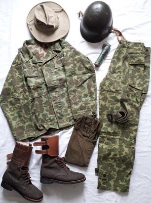 Détails de l'uniforme