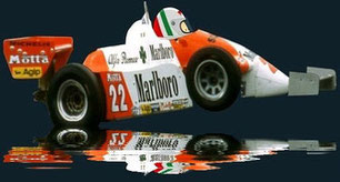 Alfa Romeo of ANDREA de CESARIS by Muneta & Cerracín