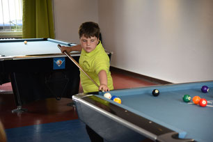 Liam Krzywinski / Bergische Pool Union (NL)