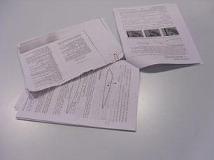 Et dire que certains se plaignent d'apprendre un petit poème. Pour d'autres, 200 pages de dossier BIA plus 8 pages de théâtre.