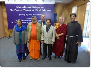 Weltreligionen im Dialog
