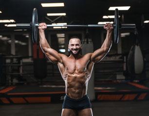Kraftraining Training für die Schulter