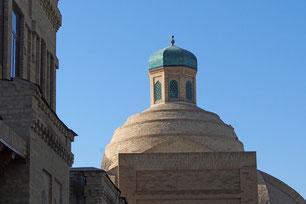 die wenig bekannte Djuma Moschee