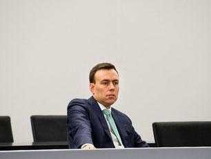 Wirtschaftsminister Nils Schmid (SPD). Foto: Inga Kjer/Archiv