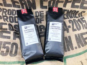 Espresso Classico und Espresso L'incontro
