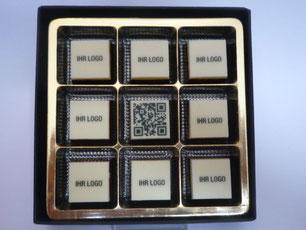 My Chocolate Box - Schokolade mit Bild bedrucken