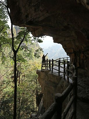 China Zhangjiajie Nationalparc Sightseeing beautiful hunan