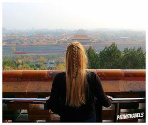 Peking Sehenswürdigkeiten top highlights beijing jingshan park
