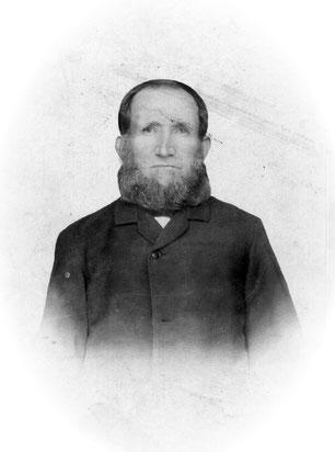 Franz Wüllner (1822 - 1896) Foto um 1890