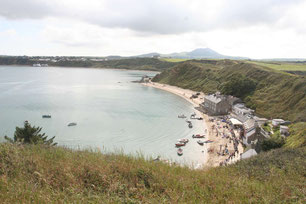Porth Dinllaen - Bucht auf der Halbinsel Llyn