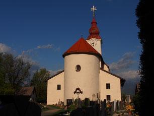 wunderschöne Barockkirche