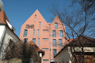 Studentenwohnungen, Fellermayer, Ingolstadt, Stadtmitte