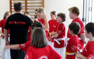 Street Combat Kids mit Robert Brutzer.