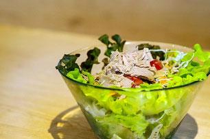 Thunfisch Salat Schüssel