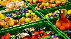 Obst Gemüse Supermarkt
